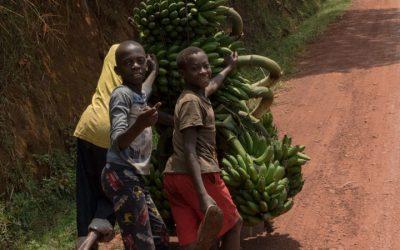 Ugandassa!