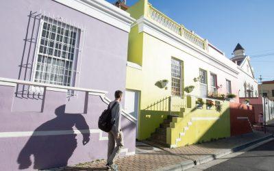 Bo Kaap – Kapkaupungin värikkäin kaupunginosa