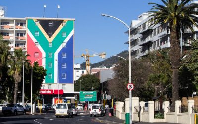 Ainutlaatuinen Kapkaupunki