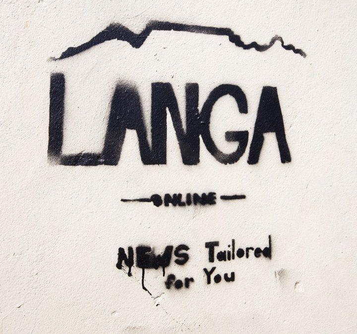 Langa – township Kapkaupungin ulkopuolella