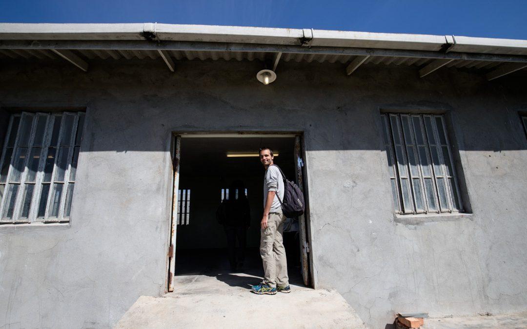 Vankilasaari Robben Island