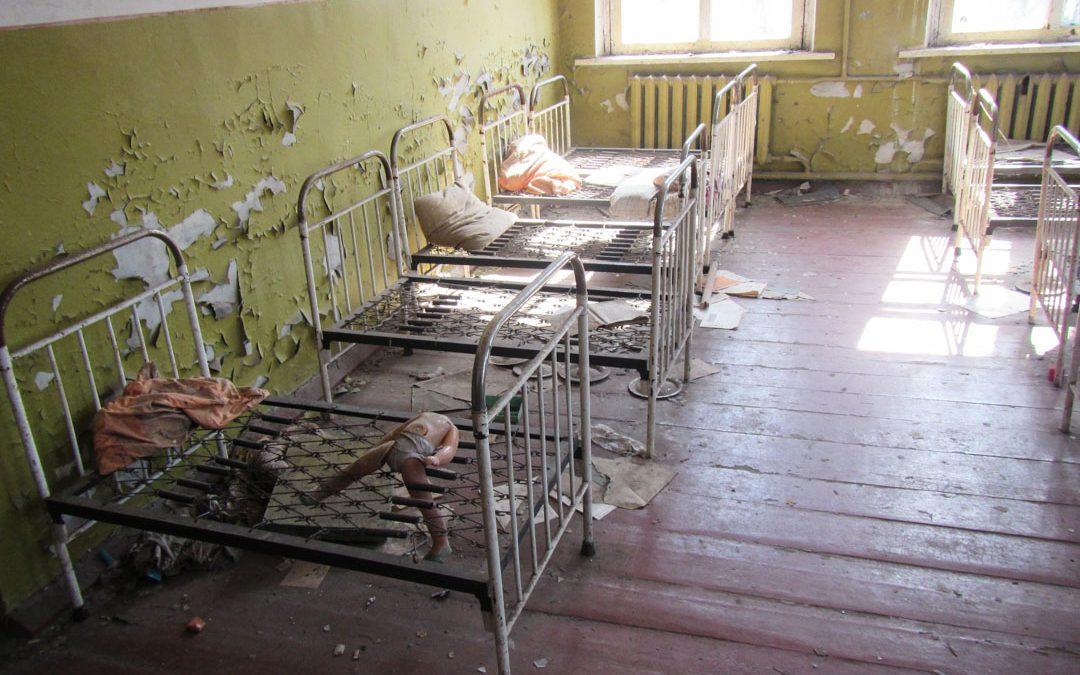Tsernobyl ja Prypjat osa 2 – matka Prypjatin aavekaupunkiin
