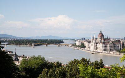 Budapest – Margitinsaari
