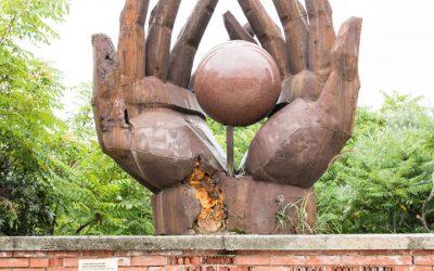 Budapestin Memento Park – Budapestin oudoin nähtävyys!
