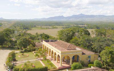 Lumoava Trinidad ja Manaca-Iznaga