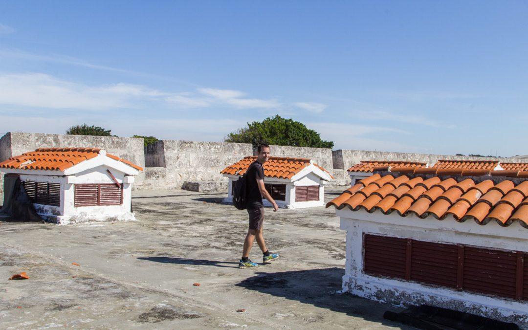 Kuubalainen rommi ja Havannan linnoitukset