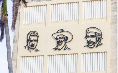 Che Guevaran jalanjäljillä Havannassa