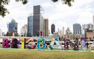 Brisbane on aliarvostettu kaupunki