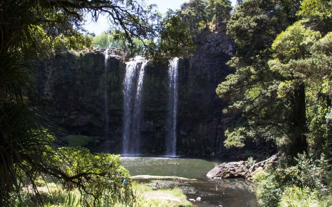 Uuden-Seelannin Pohjoissaaren pohjoisosan luontokohteet
