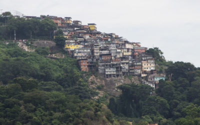 Rocinha – retki Brasilian suurimpaan favelaan