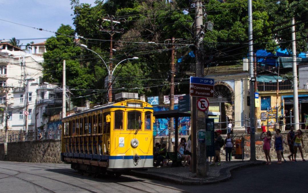 Kaupunginosia kiertämässä ja historiaa ihmettelemässä Rio de Janeirossa – Lapa ja Santa Teresa