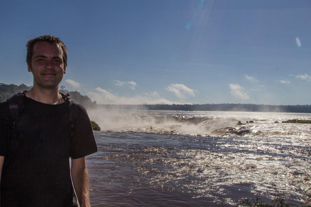 Iguassun vesiputoukset Argentiinassa
