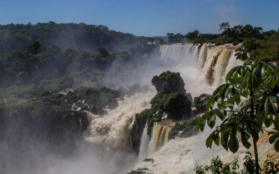Iguassun vesiputoukset – Argentiinan puoli