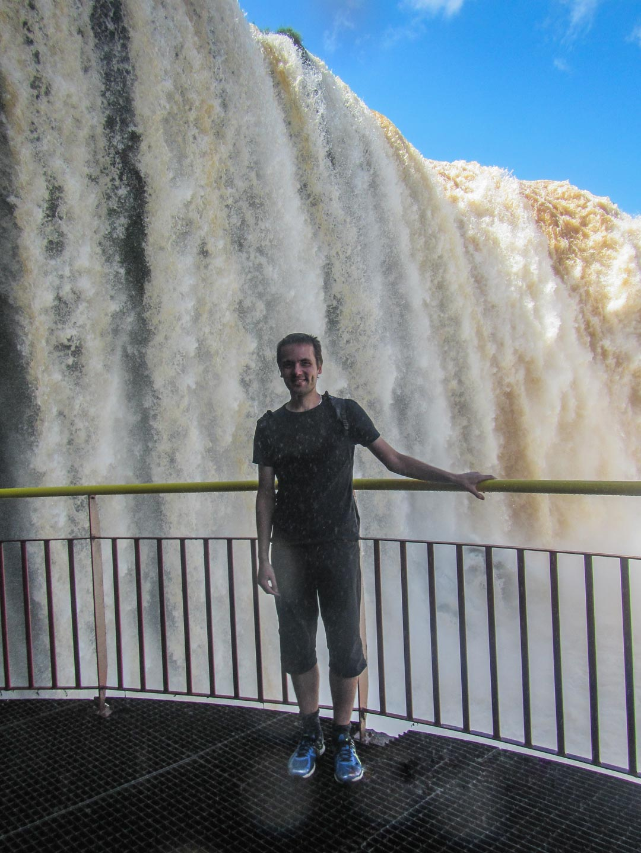 Iguassun vesiputoukset Brasiliassa