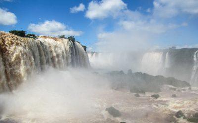 Iguassun vesiputoukset – Brasilian puoli