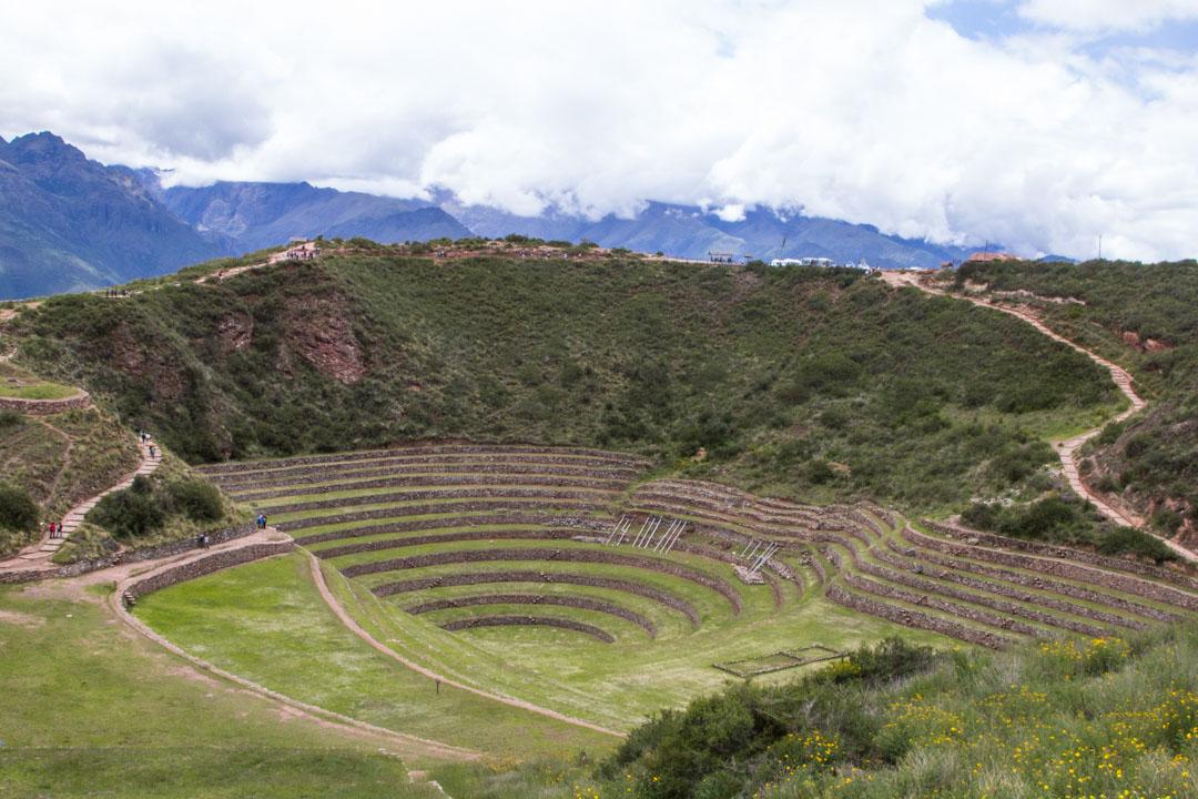 Morayn inkarauniot Perussa