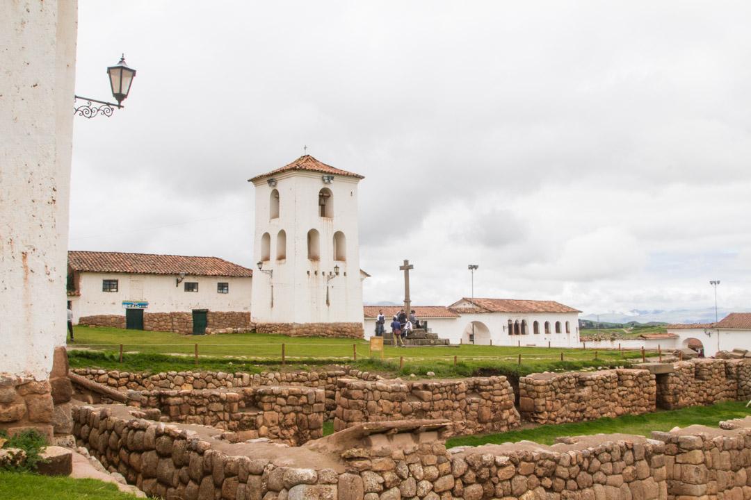 Chincheron kirkko Perussa