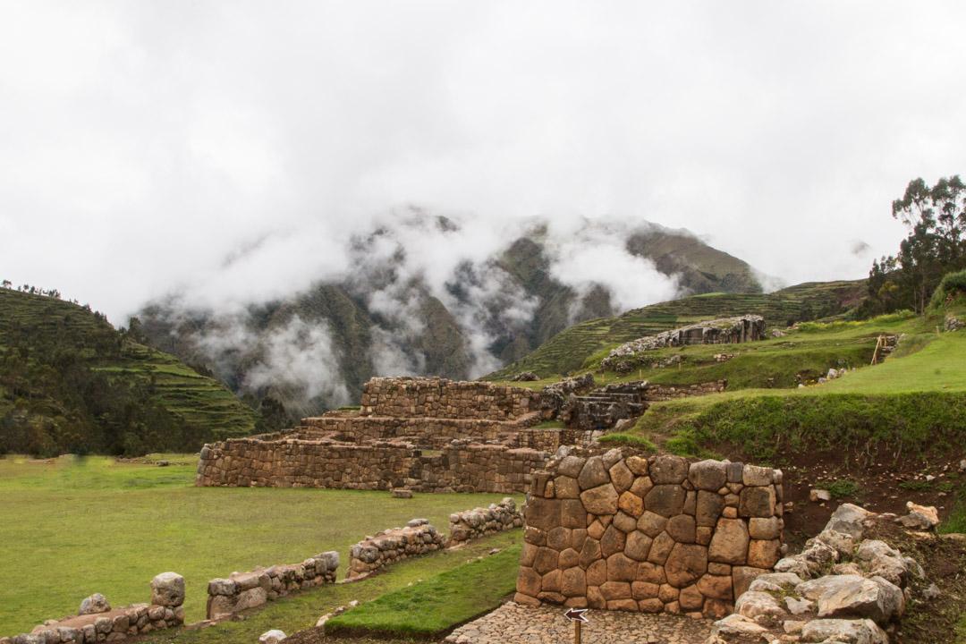Chincheron rauniot Perussa