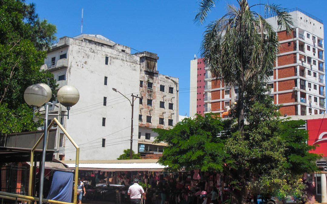 Kaaos Paraguayssa – Ciudad del Este