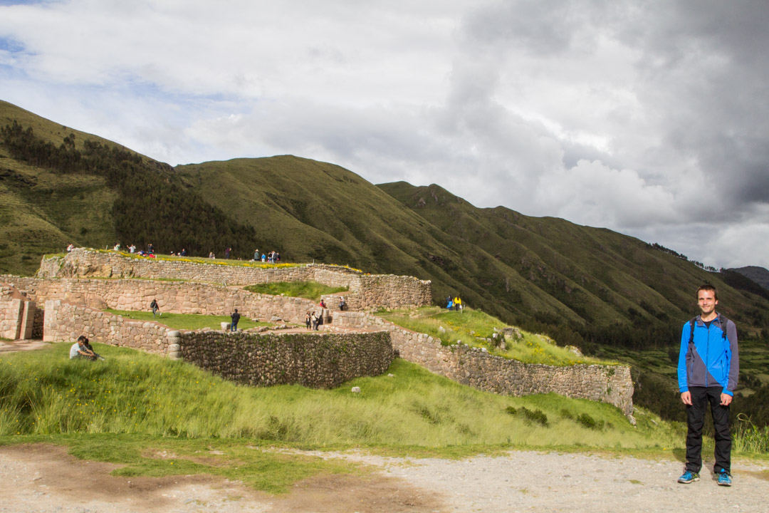 Puka Pukaran inkarauniot Perussa