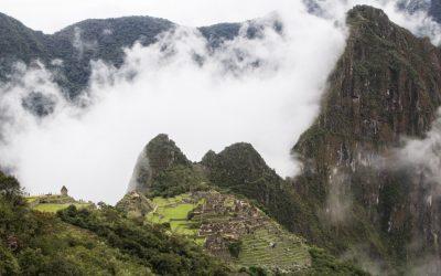 Opas inkakaupunki Machu Picchuun