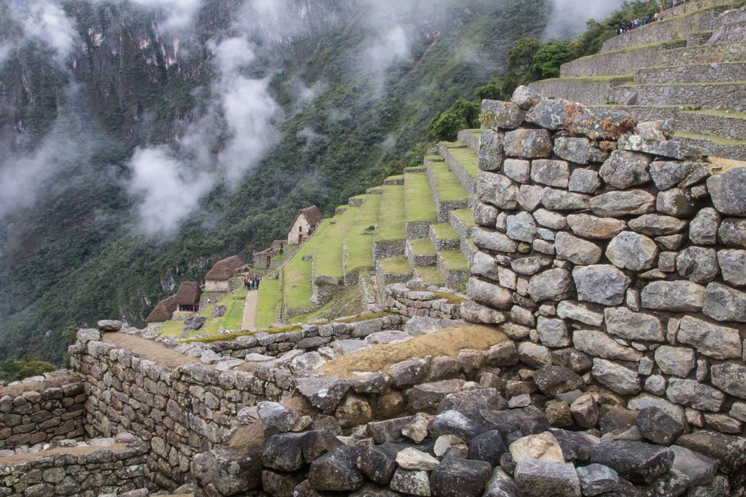 Machu Picchun inkarauniot Perussa