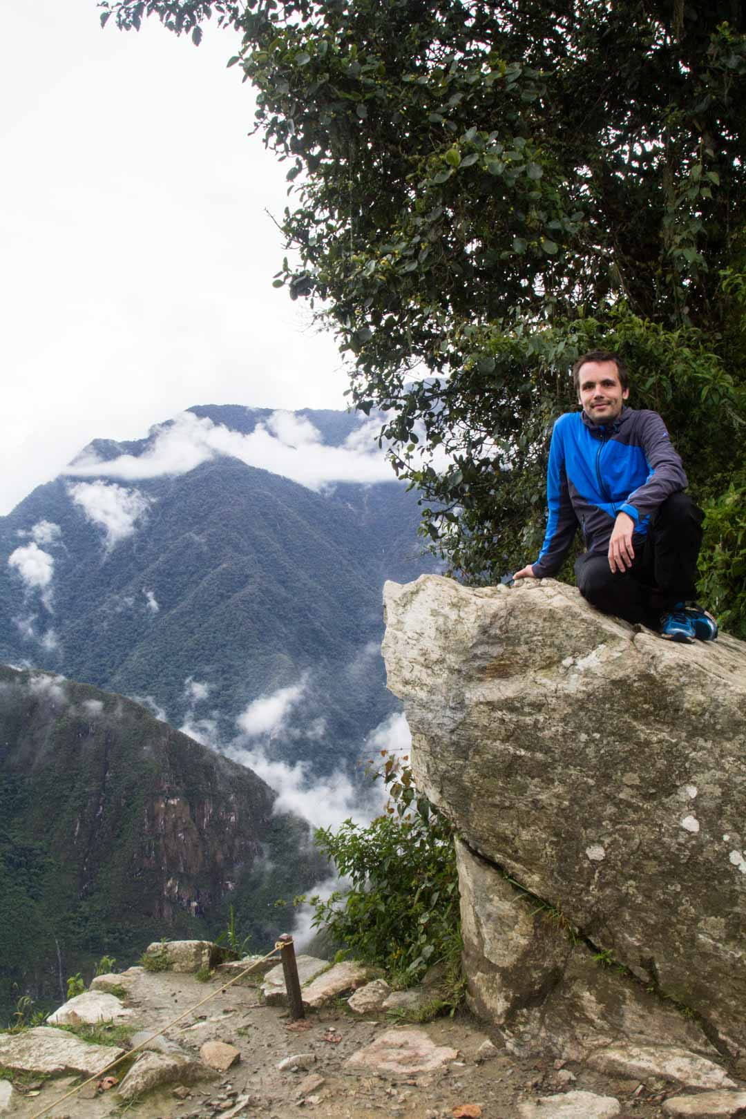Sun Gate Machu Picchulla