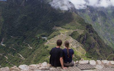 Ikimuistoinen matka inkakaupunki Machu Picchuun