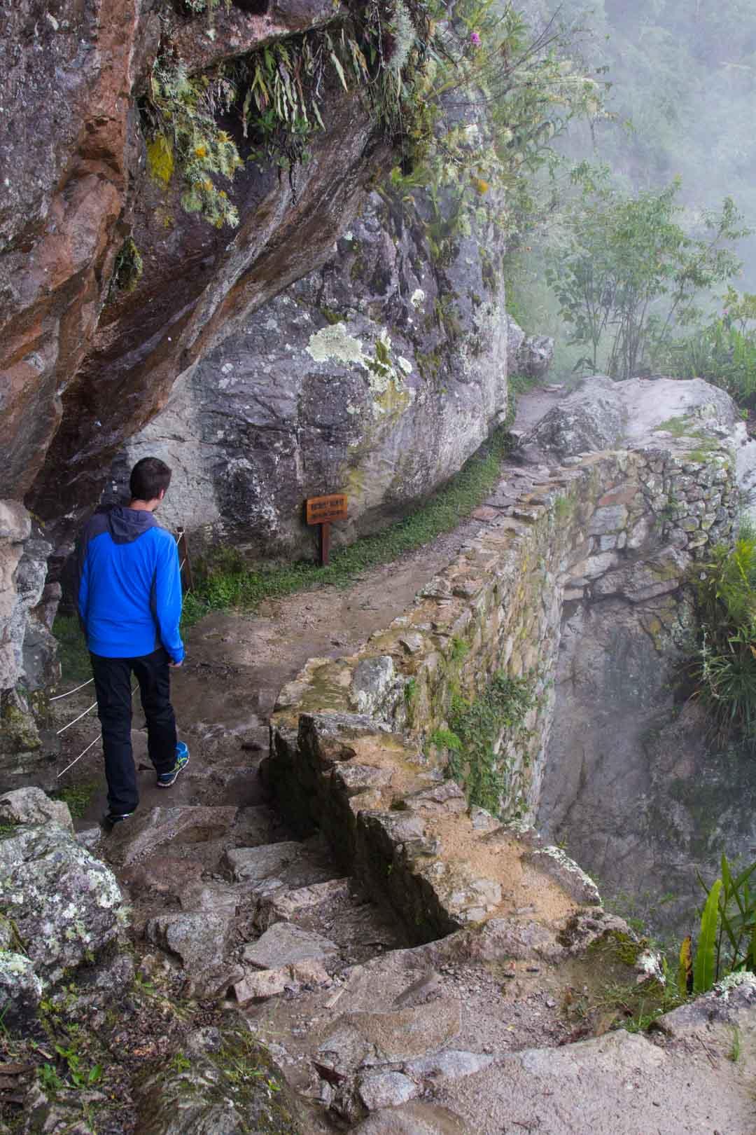 Machu Picchulla Perussa
