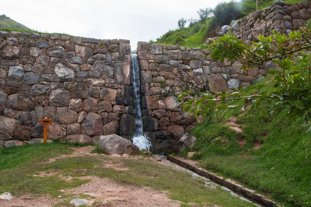 Tipón inkarauniot Perussa