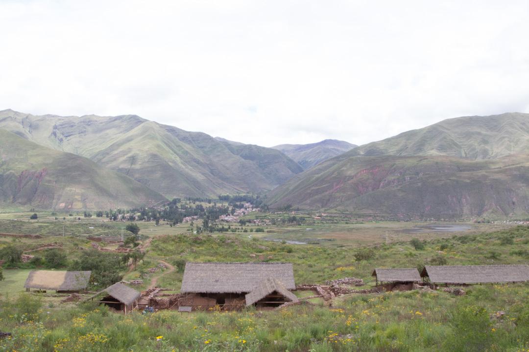 Pikillaqtan muinaiset rauniot Perussa