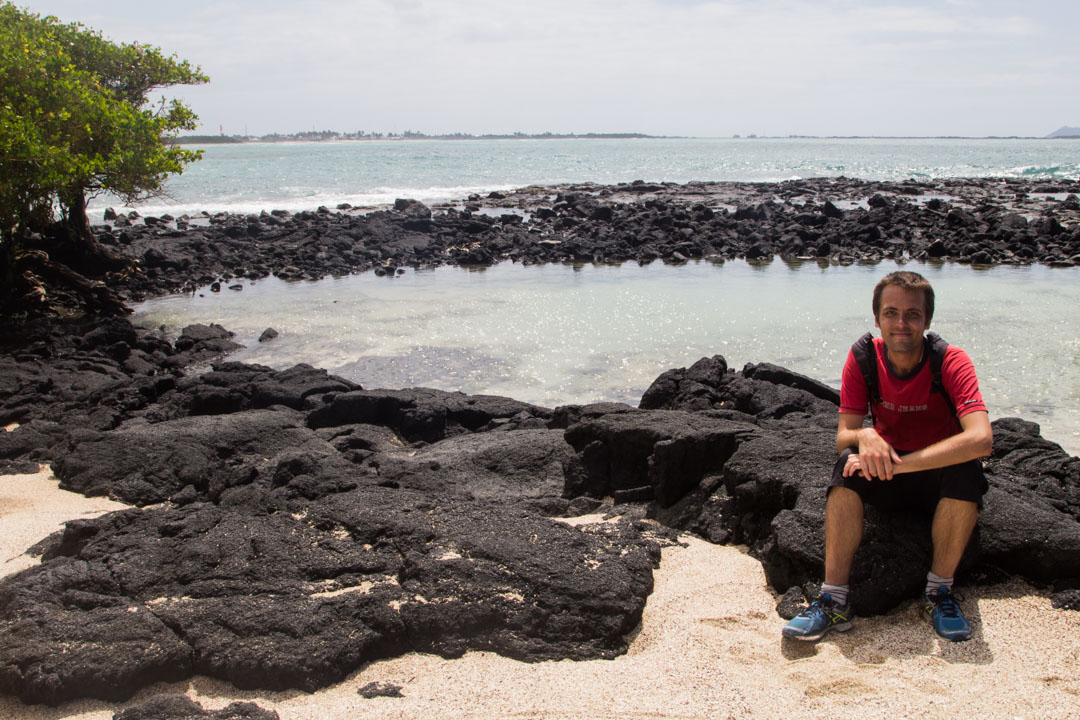 Isabela-saarella Galapagossaarilla