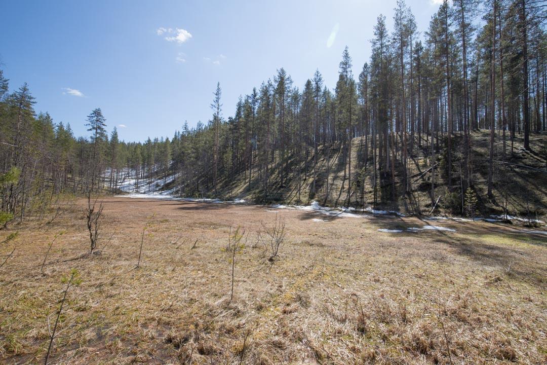 Suomen syvin suppa Syvyyden kaivo Rokuan kansallispuistossa