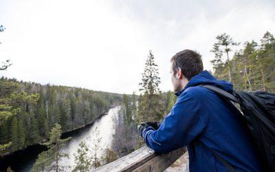 Helvetinjärven kansallispuisto – Helvetistä itään ja hieman muuallekin