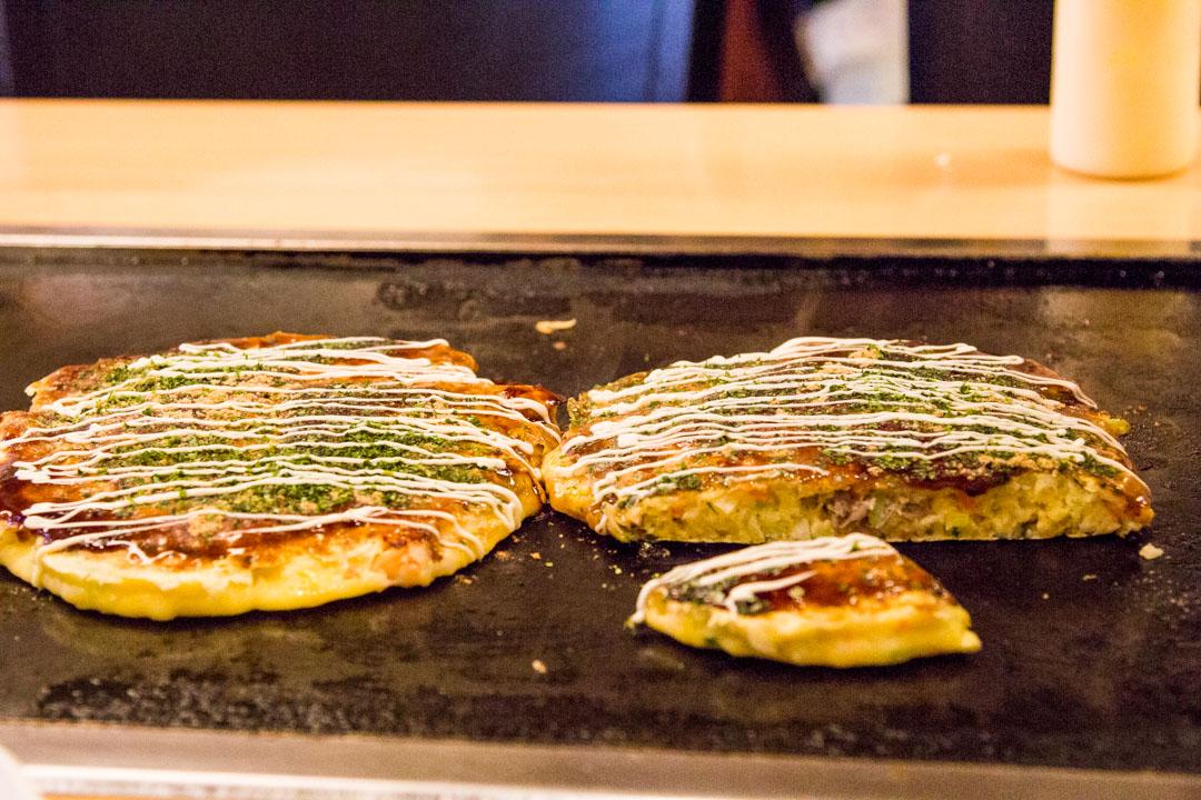 japanilaista ruokaa okonoymiaki