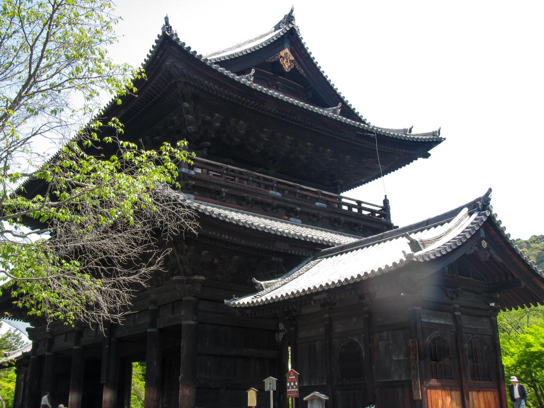 Nanzen-ji temppeli Kiotossa Japanissa