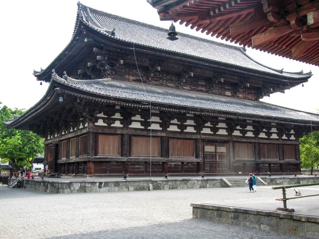 To-ji temppeli Kiotossa Japanissa