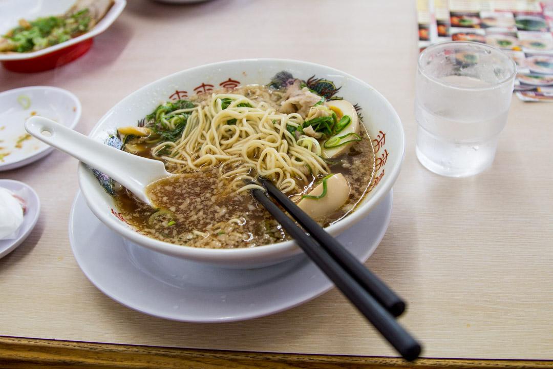 japanilainen ruoka ramen