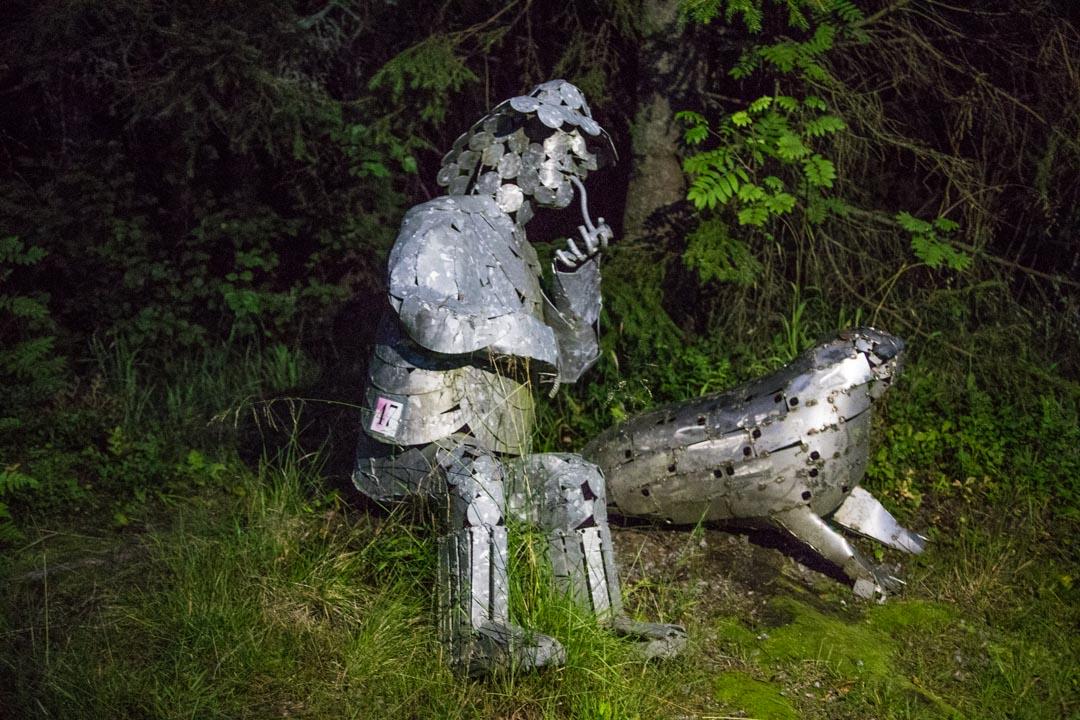 Edvininpolku ITE-taidetta Vaasassa