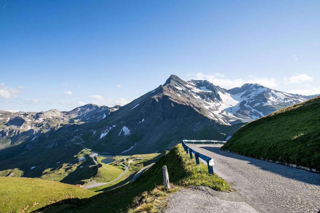 Grossglockner Alpine Road Itävalta
