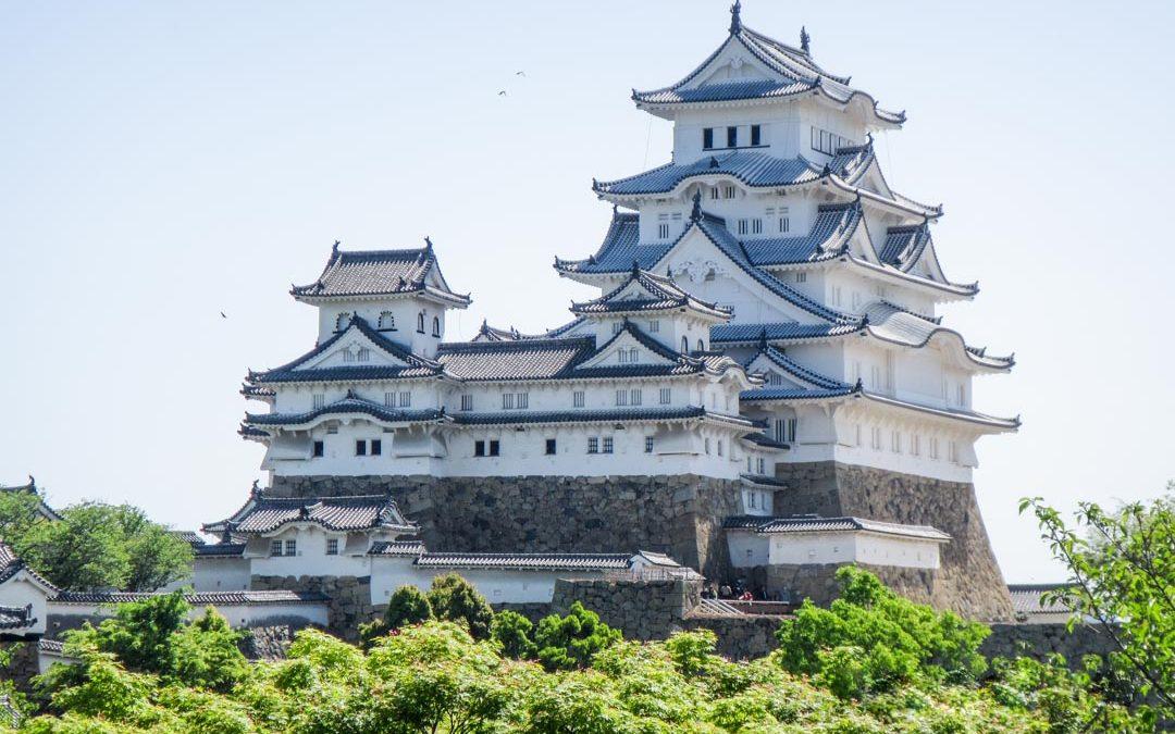 Himejin linna – Japanin kaunein linna