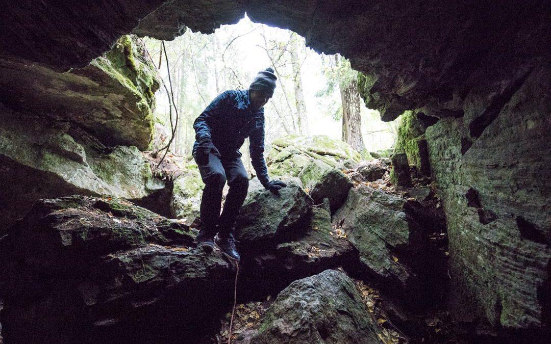 Torholan luola Lohjalla