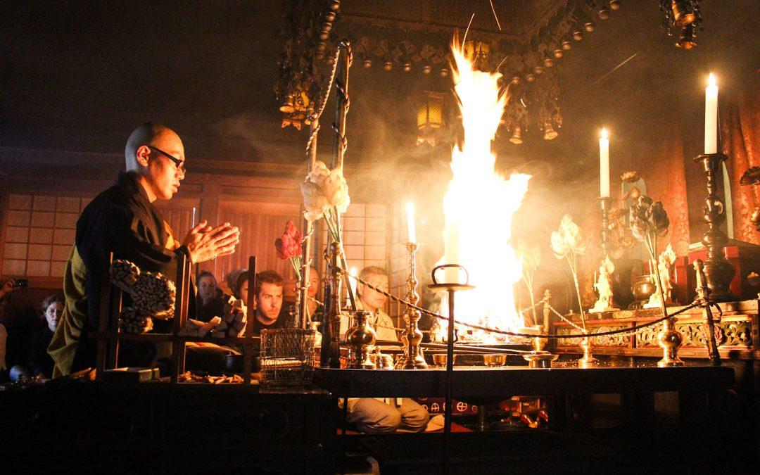 Koyasan – yö buddhalaistemppelissä Japanissa