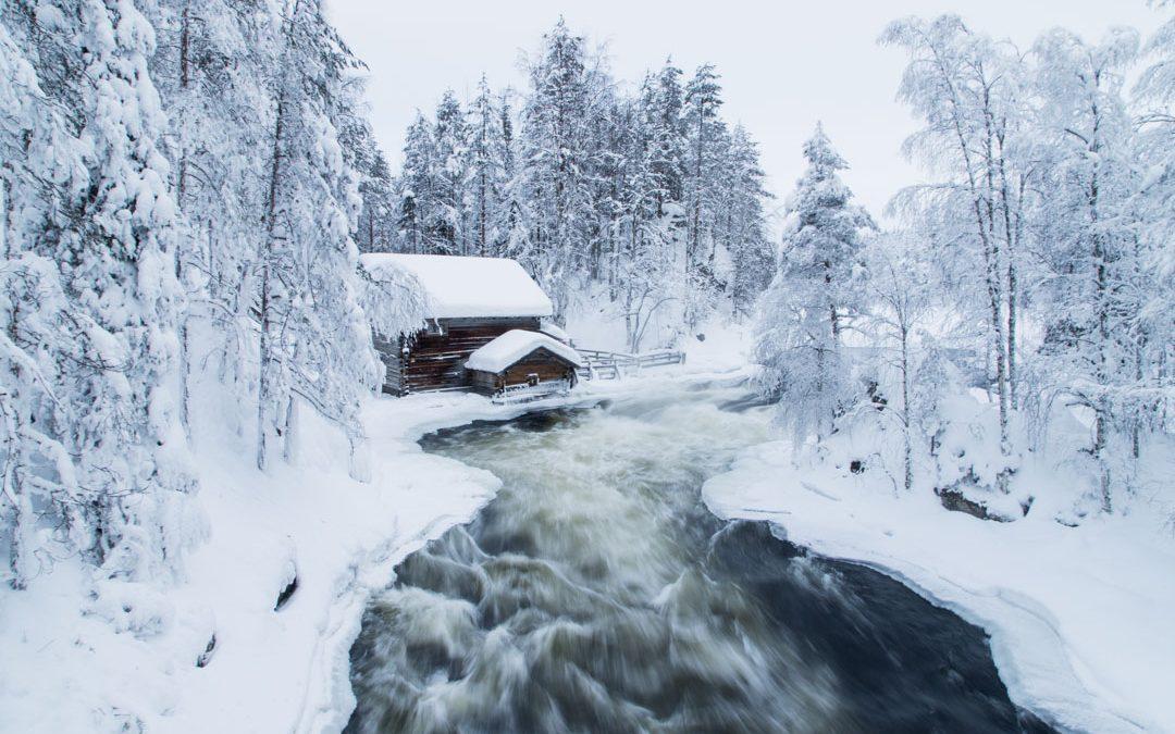 Pieni Karhunkierros talvella