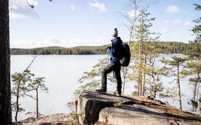 Repoveden kansallispuisto – jylhien kallioiden erämaa