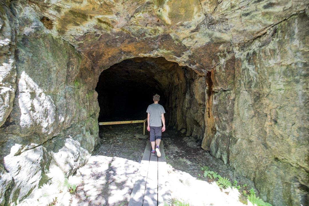 Ulko-Tammion tunneli