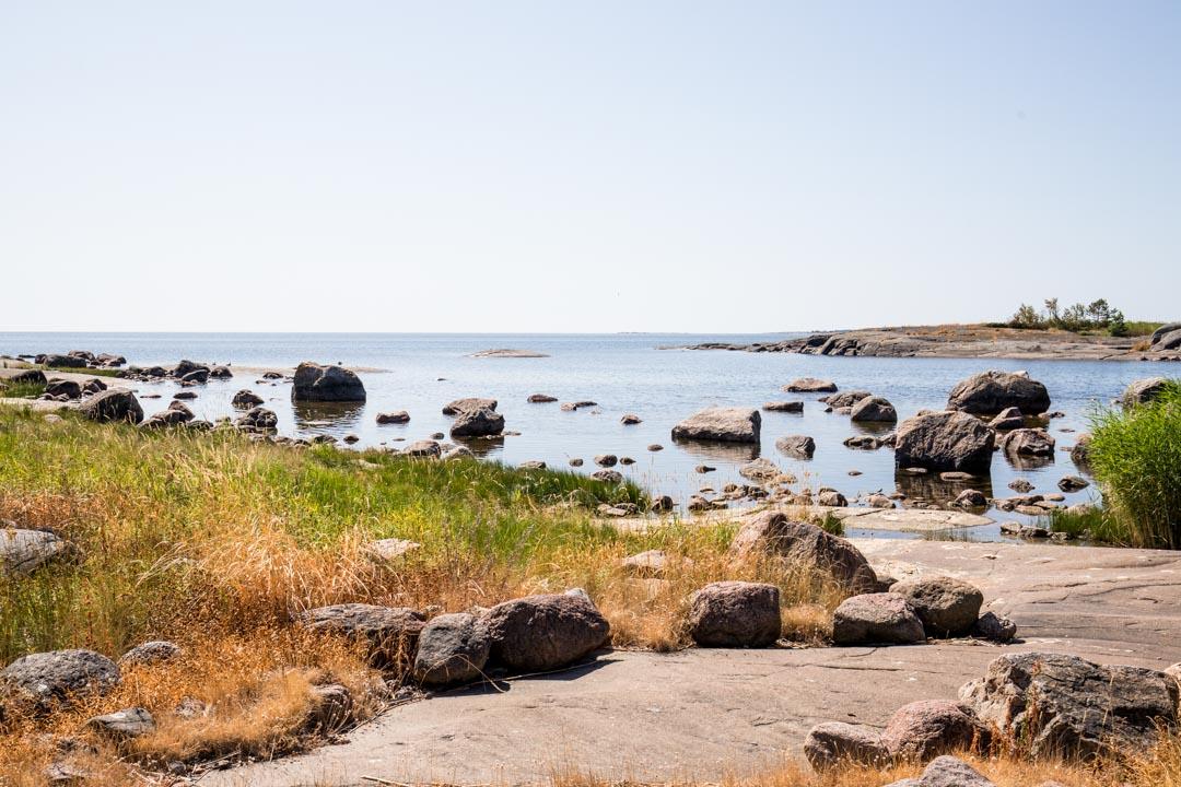 Itäisen Suomenlahden kansallispuisto Ulko-Tammio