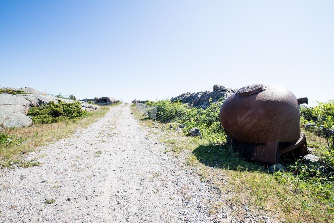 Saaristomeren kansallispuisto Örön saari