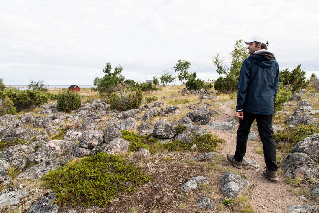 Perämeren kansallispuiston Selkä-Sarven luontopolku