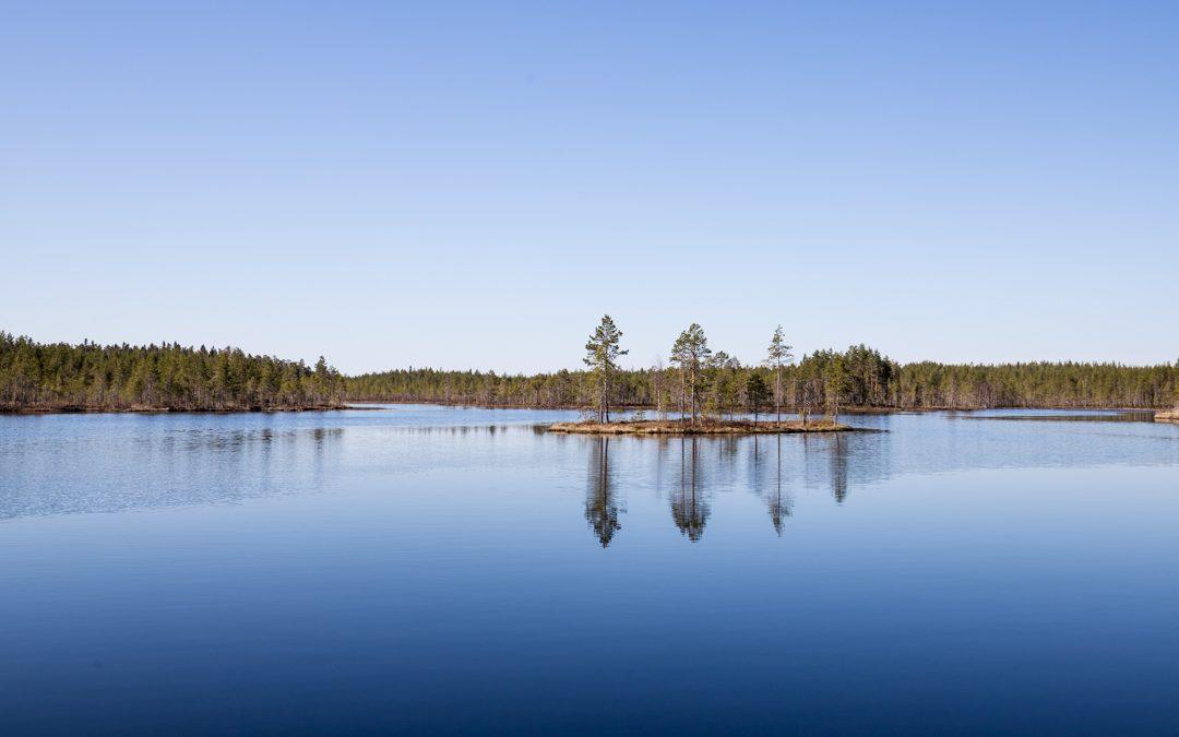 Salamajärven kansallispuisto – upea luontokohde Keski-Pohjanmaalla